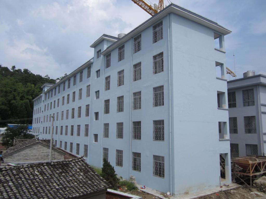 农村建五层楼别墅设计图